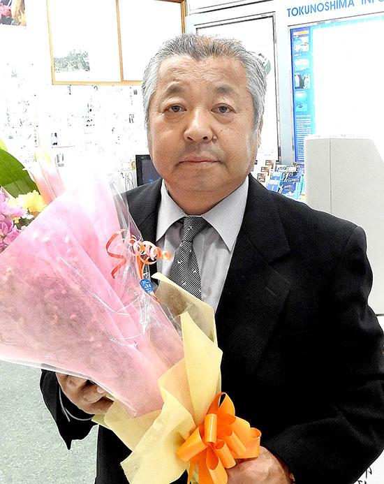 常磐大野球、石川監督
